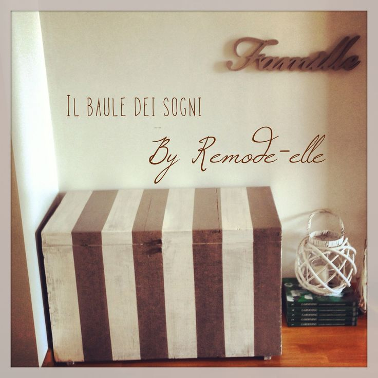 Remode baule striped