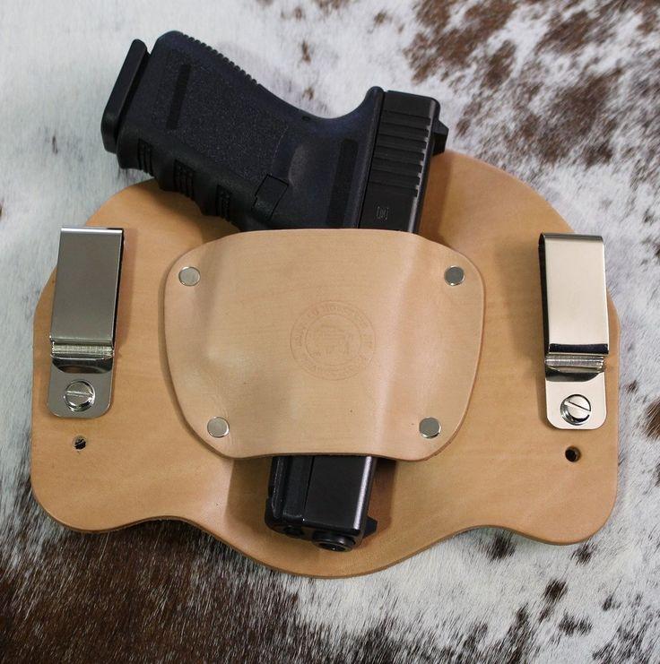 "IWB Holster ""The Bison"" Model - Concealed Carry Wear - 2"