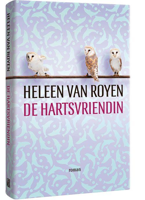 Het nieuwe boek van Heleen van Rooyen, ben weer benieuwd!
