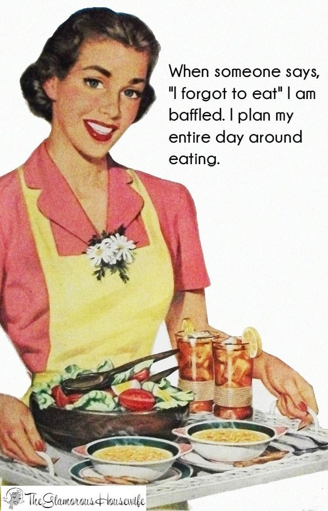 380 best retro funny images on pinterest retro humor for Classic housewife