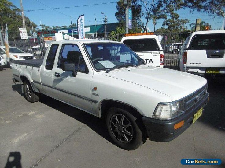 Amazing Condition 1995 Toyota Tacoma Cars Trucks By Autos Post