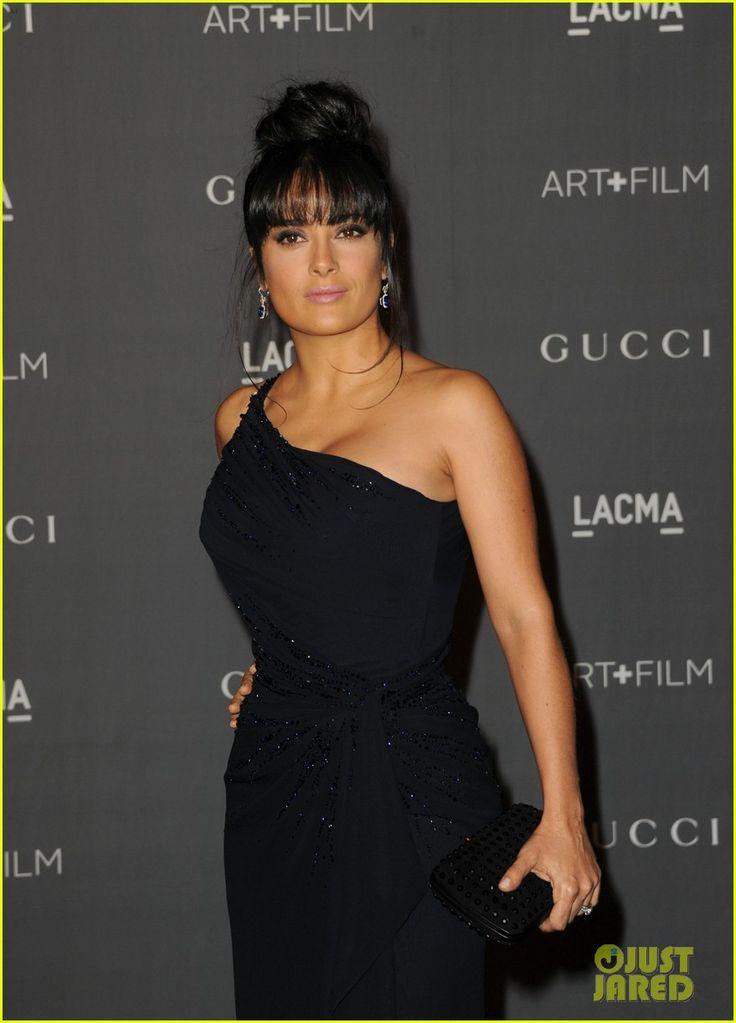 Salma Hayek  - LACMA Art + Film Gala