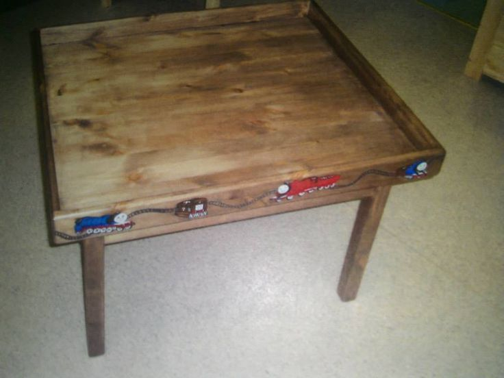 train table