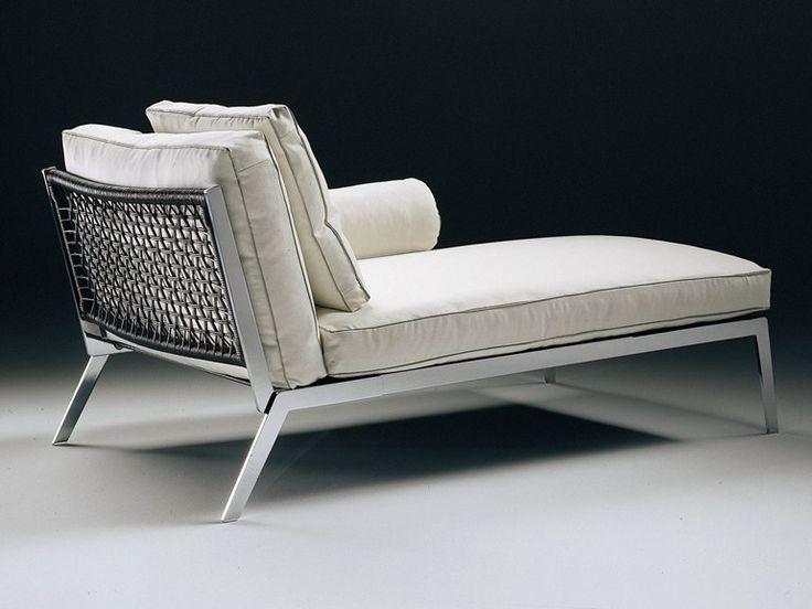HAPPY Upholstered day bed by FLEXFORM design Antonio Citterio