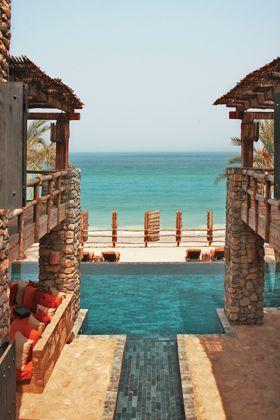 Oman - Zighy Bay