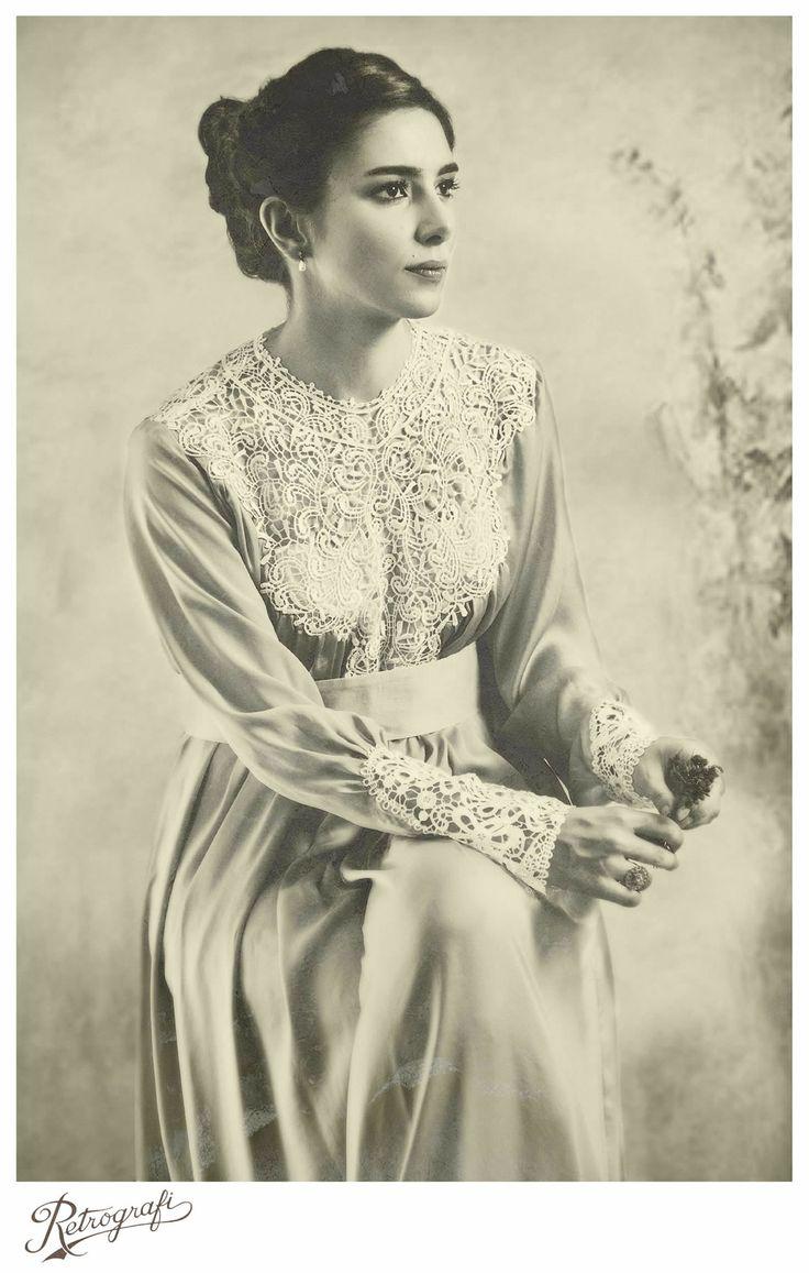 Turkish lady 1900's