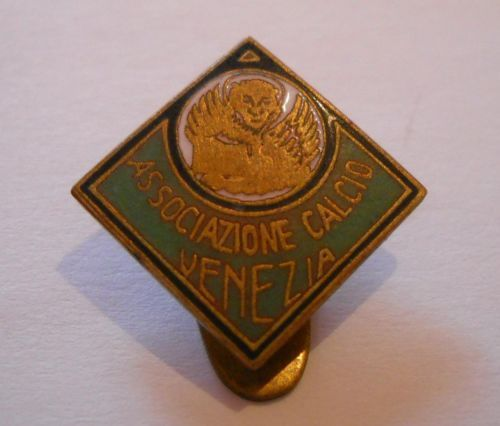calcio distintivo spilla AC Venezia old pin football badge