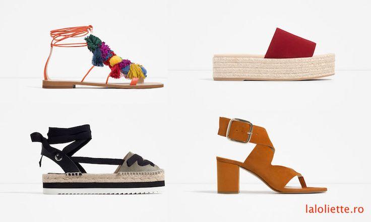 Trend alert: sandals