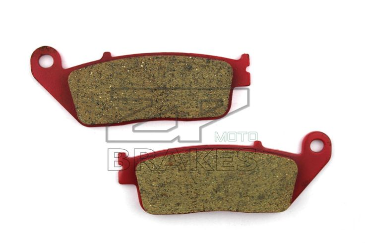 Motorcycle Parts Brake Pads For HONDA VT 750 CV/C2W/CW/C2W....Shadow 2097-2011 Front OEM New Red Composite Ceramic Free shipping #Affiliate