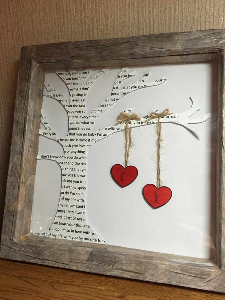 5 Year Wedding Anniversary Gift Ideas Wood : 1st anniversary 5 year anniversary gift ideas first anniversary gift ...