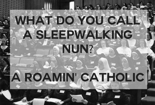 10 Best Quotes Humor Images On Pinterest: What Do You Call A Sleeping Nun Funny Quotes Quote Jokes
