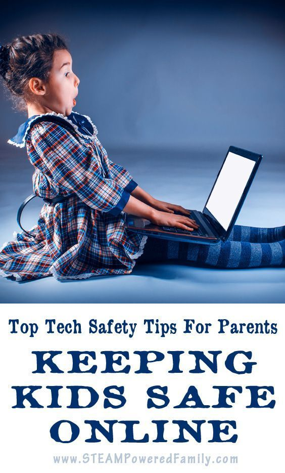 Top tips for computer safety and keeping kids safe online. Keep devices safe, data secure and your loved ones protected.