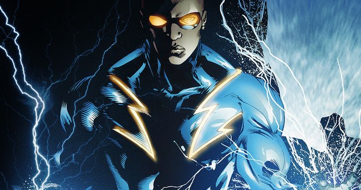 DC's Black Lightning TV Show Is Moving to The CW -- Producer Greg Berlanti is moving his Black Lightning superhero series from Fox to The CW, where it will become part of the Arrowverse. -- http://tvweb.com/black-lightning-tv-show-the-cw/
