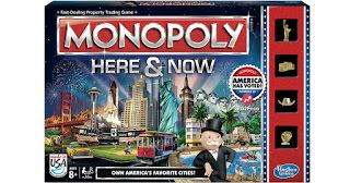 Midwest Coupon Queen: Flash SALE at ToysRUs: Monopoly Here & Now Game on...