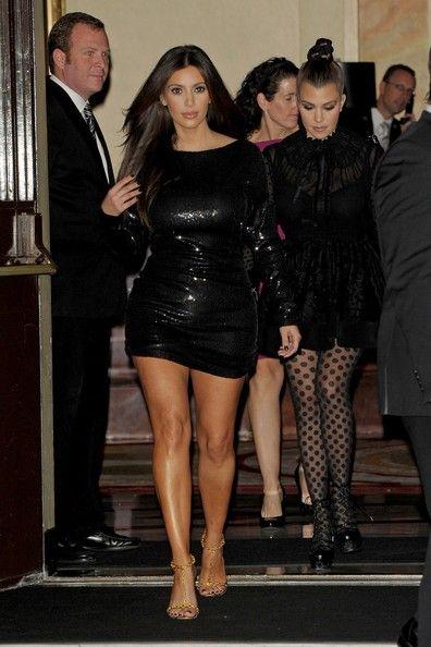 Kim Kardashian Photos - Kim Kardashian attends the launch party for the Kardashian Kollection for Dorothy Perkins on November 8, 2012 in London, England. - Kardashian Kollection For Dorothy Perkins - Launch Party - Arrivals
