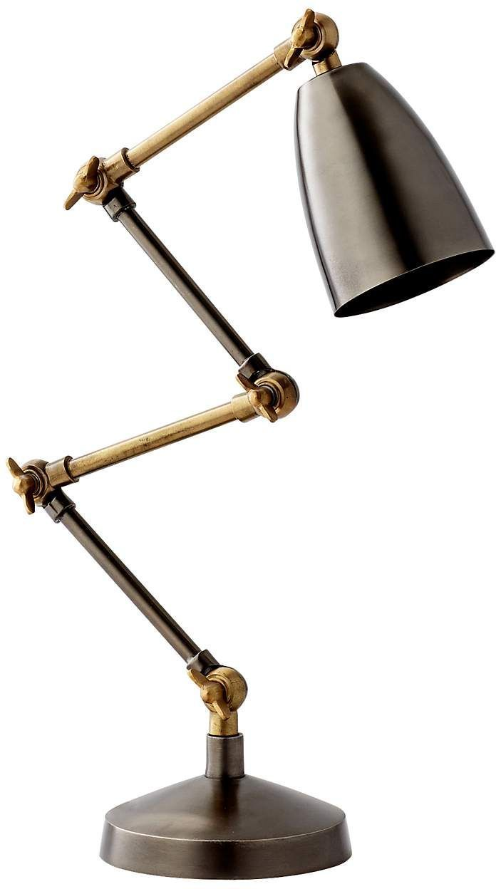 Cyan angleton adjustable desk lamp x lamps plus desklamp
