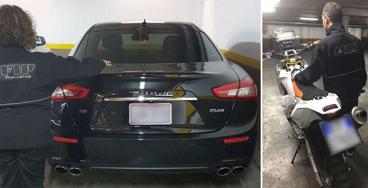 La AFIP secuestró una Maserati Ghibli y una KTM 450 Rally - http://tuningcars.cf/2017/07/14/la-afip-secuestro-una-maserati-ghibli-y-una-ktm-450-rally/ #carrostuning #autostuning #tunning #carstuning #carros #autos #autosenvenenados #carrosmodificados ##carrostransformados #audi #mercedes #astonmartin #BMW #porshe #subaru #ford