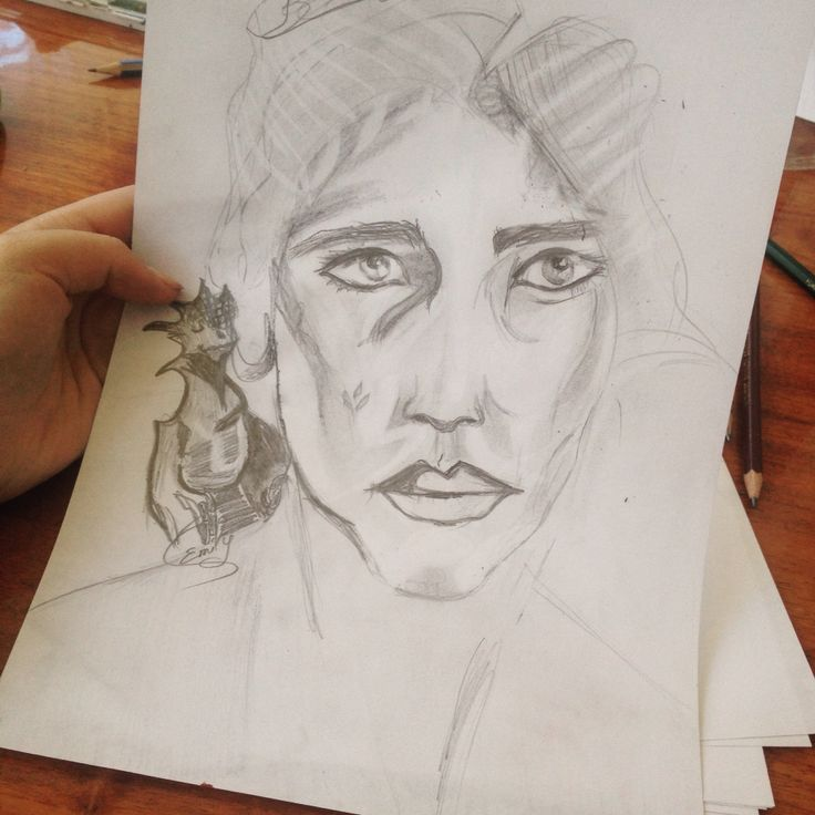 artwork drawimg gameogthrones khalisi dragon drago drawing face