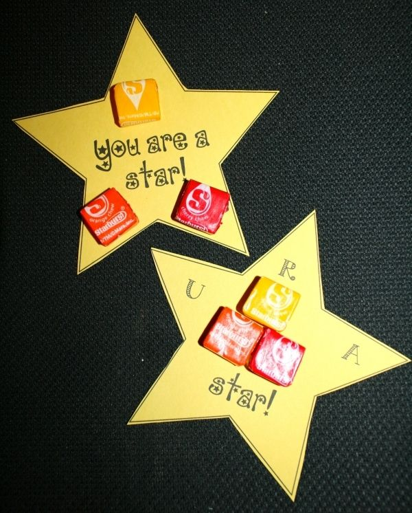 free templates for starburst gift tags