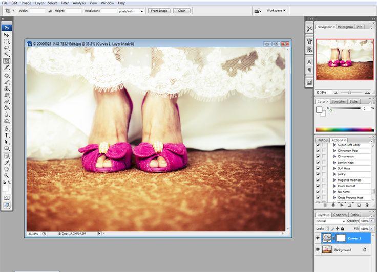 Cross Processing with Adobe Photoshop   Ashley McNamara Photoshop Tutorials