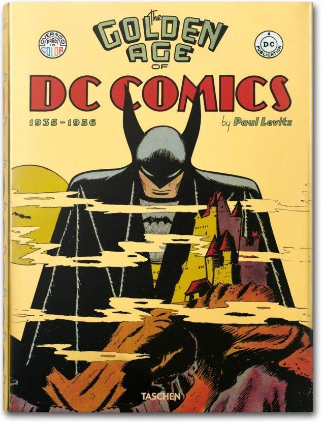 #erarta #erarta_books #comics #DC_Comics Тип обложки: твердый переплет Количество страниц: 416, с илл. Формат: 23,8 x 32,4 см Текст: англ. яз. http://www.erarta.com/ru/visit/shops/bookshop.html