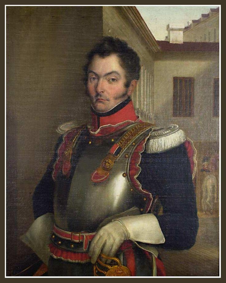Jean-Marie François de Biaudos, Vicomte de Castéja (1781 - ? ).