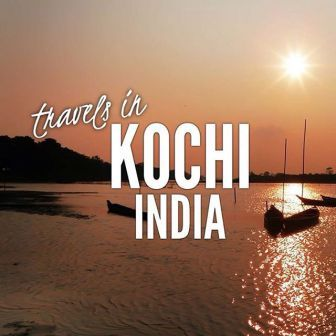 Make the most of your time in Keralas beautiful Kochi!hellip