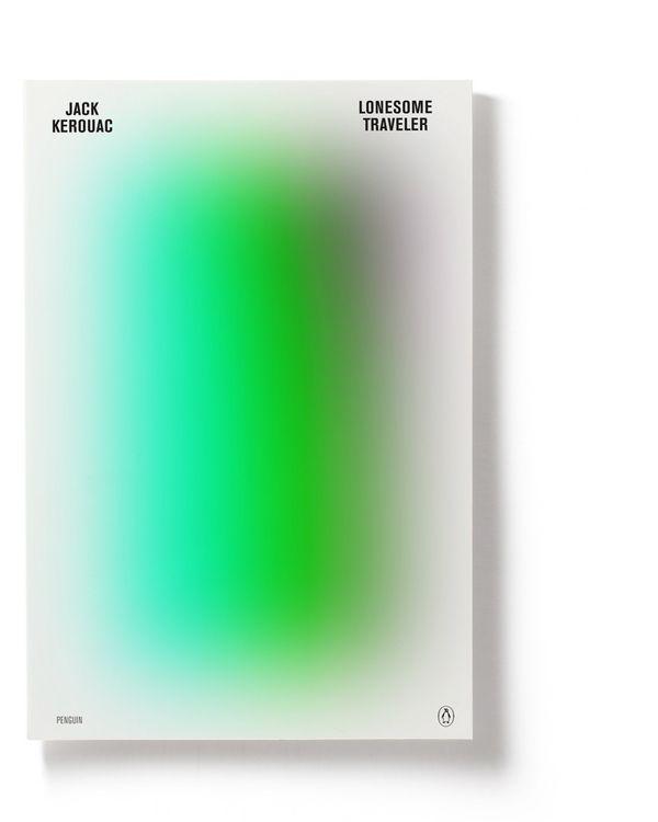 Jack Kerouac book covers by Torsten Lindsø Andersen