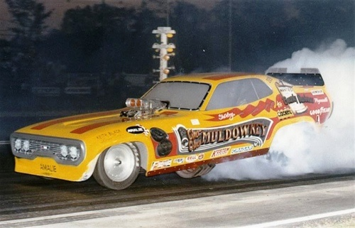 S Drag Racing Funny Cars