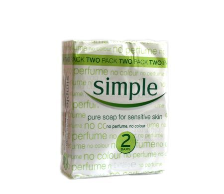 Simple Pure Soap Twin Pack (2 BARS TOGETHER) Simple Pure Soap Twin Pack (2 BARS TOGETHER): Express Chemist offer fast delivery and friendly, reliable service. Buy Simple Pure Soap Twin Pack (2 BARS TOGETHER) online from Express Chemist today! (B http://www.MightGet.com/january-2017-11/simple-pure-soap-twin-pack-2-bars-together-.asp