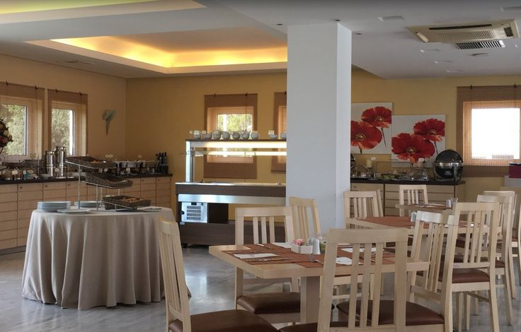 Breakfast time at Civitel Attik!   credits @Chryssoula C/