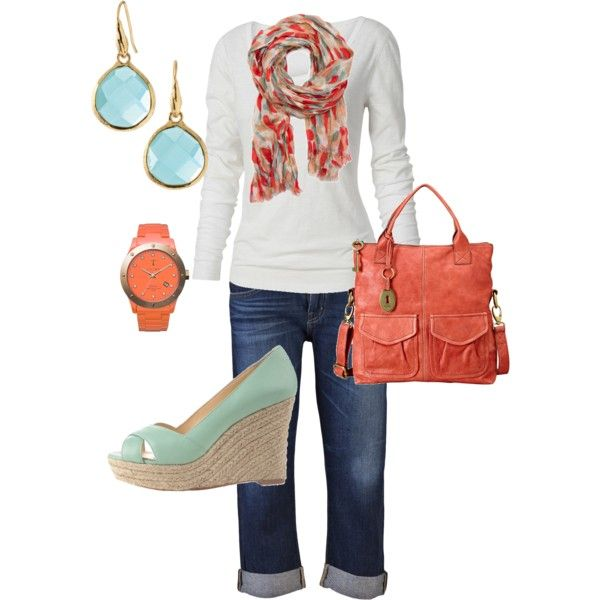 Weekends, love: Colors Combos, Color Combos, Weekend Outfits, Great Outfits, Love Great, Colors Together, Accessories, Bags, Earrings