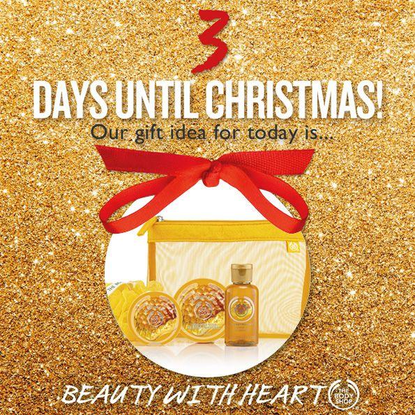 3 days till Christmas!