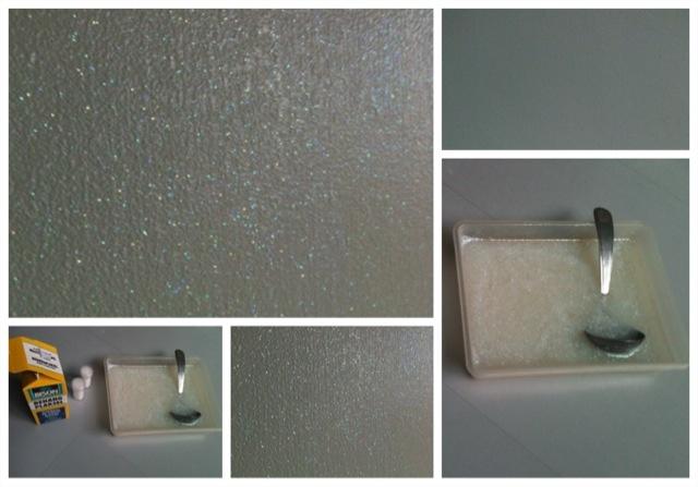 Glitters op je muur!