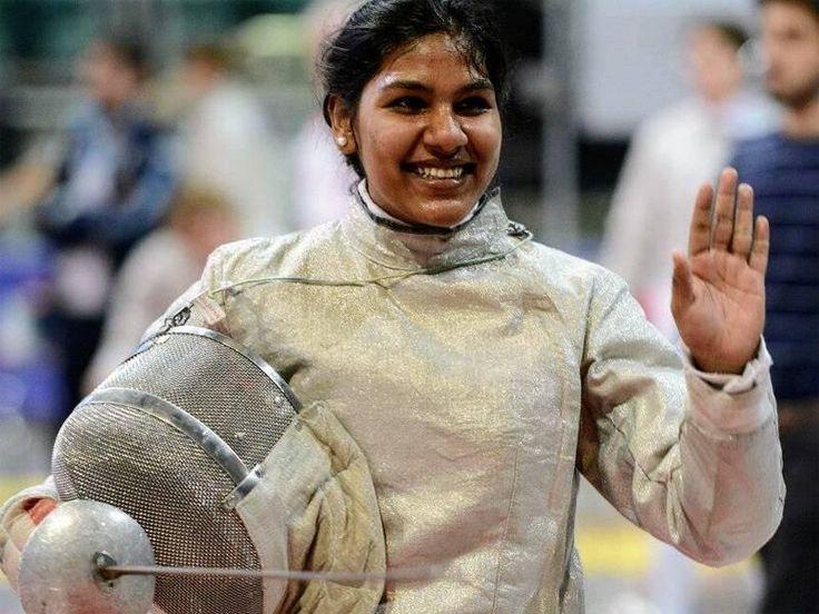 Fencer Bhavani Devi battles all odds in pursuit of success