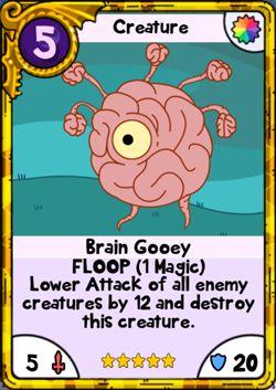 Brain Gooey