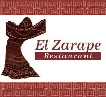 El Zarape Restaurant Mexican yum in San Diego on Adams Ave