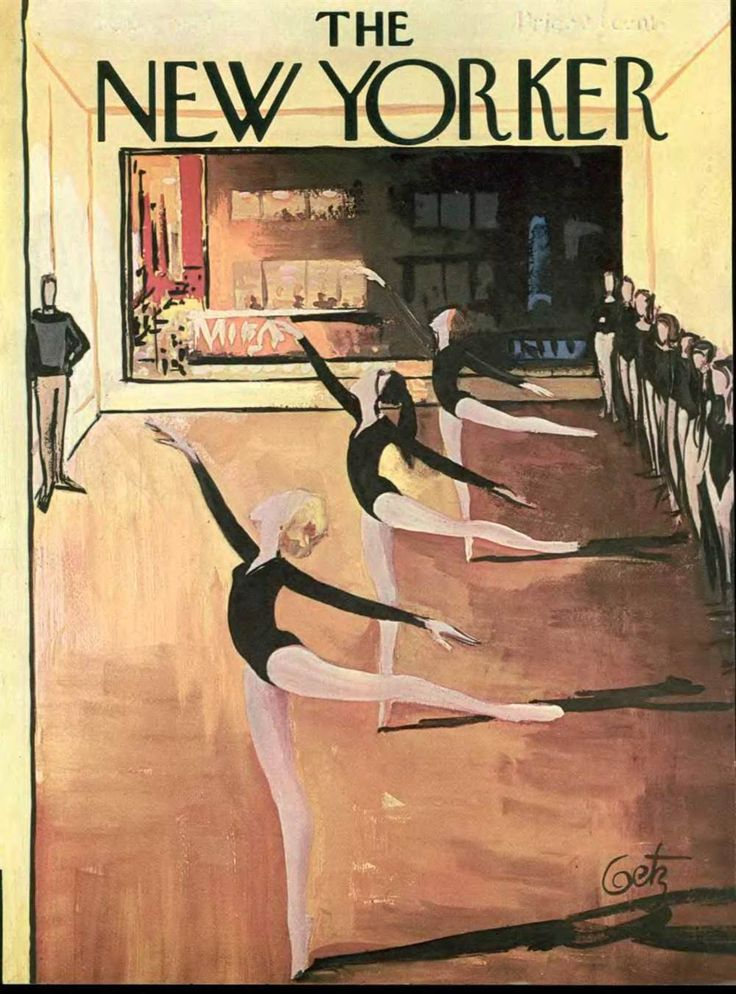 The New Yorker : Feb 01, 1964. | DANCE | Pinterest | New ...