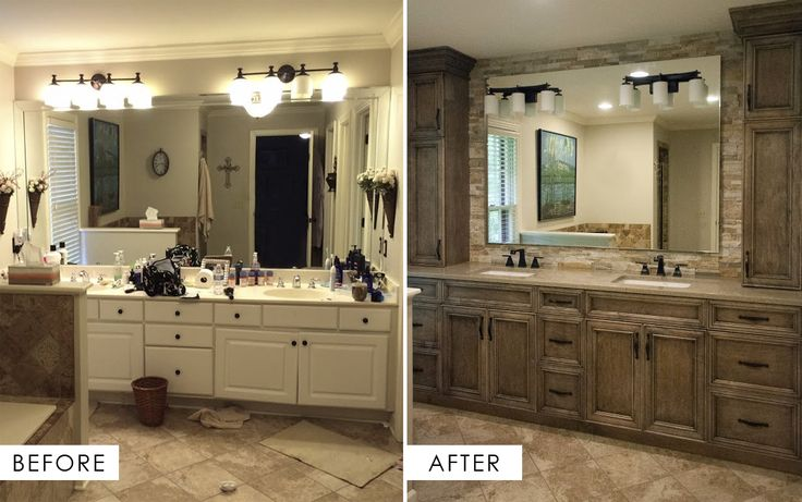 13 Best Before After Images On Pinterest Kitchen