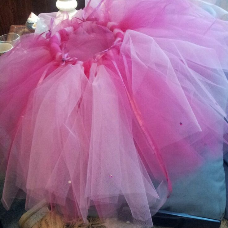 Tutu my mom made