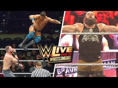 what to expect at a wwe live event