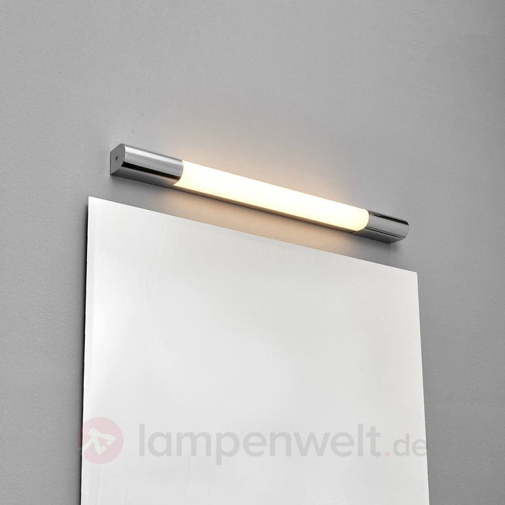 Schmale LED-Badleuchte Hira, 60 cm