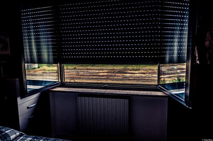 la mia camera sulla ferrovia by Clay Bass