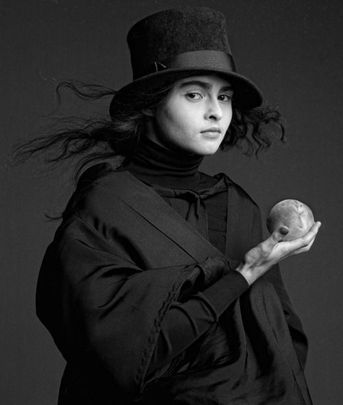 Helena Bonham Carter simplemente la amo !!!