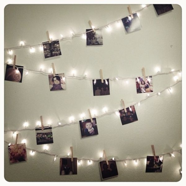String of lights + #PostalPix = Perfection! / Photo by _ayeshah by Oooink