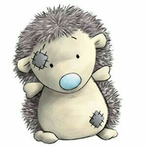 ~ Blue Nosed Hedgehog Konkers ~
