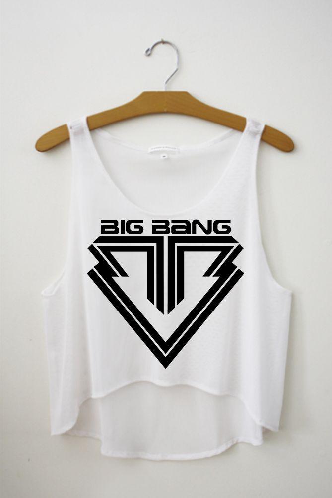 Bigbang Logo Croptop