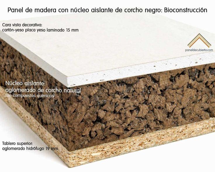 tabiques madera con aislamiento acustico - Buscar con Google