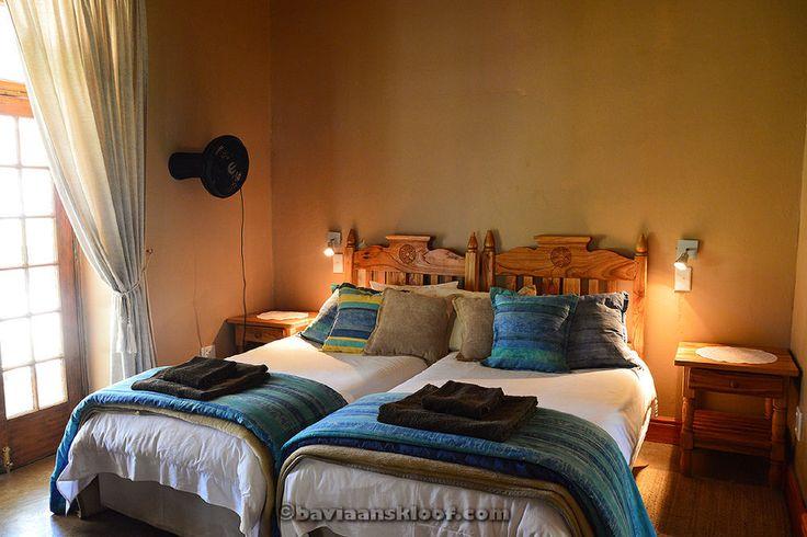 Zandvlakte accommodation Baviaanskloof, Eastern Cape, South Africa www.baviaanskloof.com