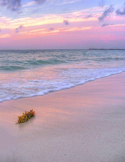 Playa Del Carmen, Mexico... Where Jamie and I got married :)